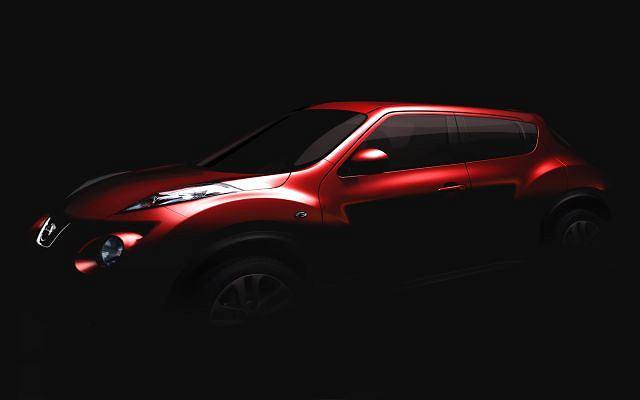 Nissan Juke - pierwsze zdjęcie