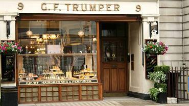 G.F. Trumper - fryzjer dla dżentelmenów