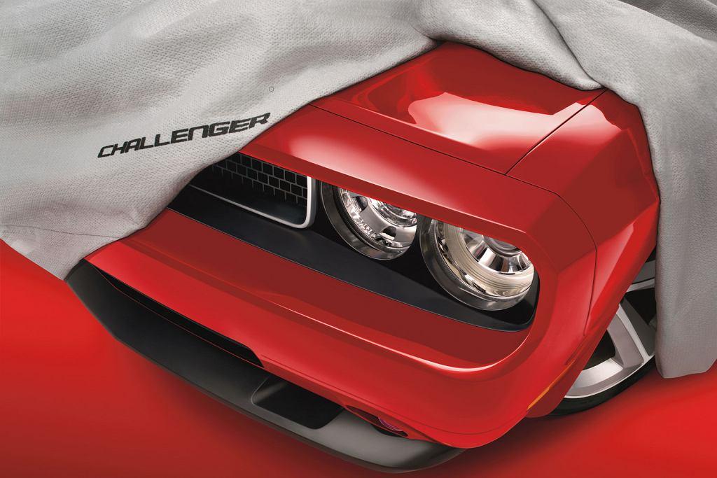 Akcesoria Mopar dla Dodge'a Challengera