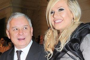 Lech Kaczyński i Doda.