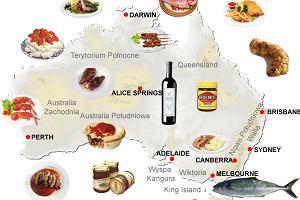 Kuchnia Australijska - Niedźwiedź  w krainie kangurów