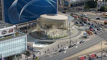 Tak ma wyglądać nowa Rotunda według projektu pracowni KD Kozikowski Design