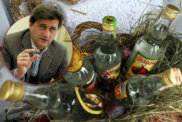 Komisja Palikota wychodzi z założenia, że w Polsce i tak produkcja nalewek czy bimbru kwitnie w szarej strefie
