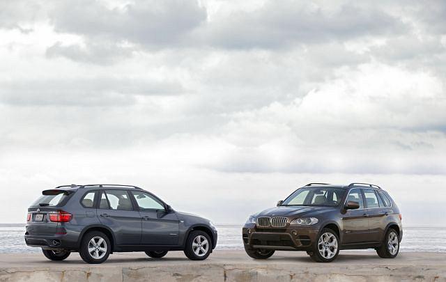 BMW X5 po liftingu