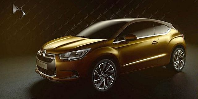 Citroen DS High Rider / DS4