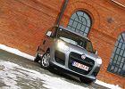 Fiat Doblo Panorama - test | Za kierownicą