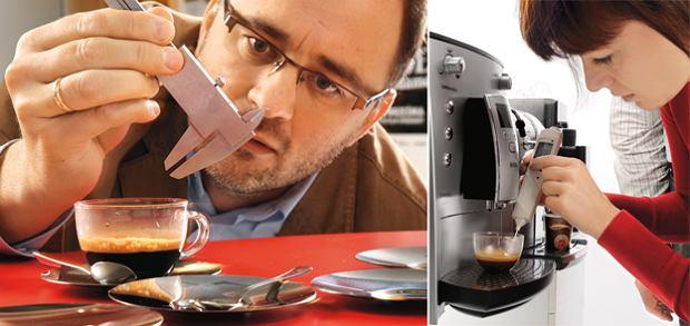 Test ekspresów do kawy