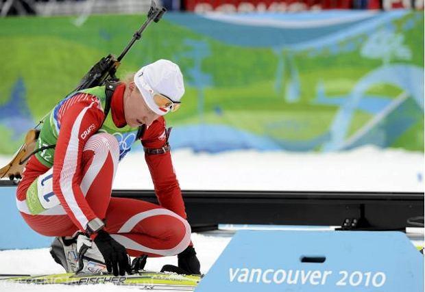 Vancouver 2010. Polki dwunaste w sztafecie biathlonistek - podsumowanie 11. dnia