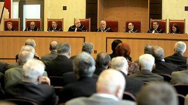 Warszawa, Trybunał Konstytucyjny