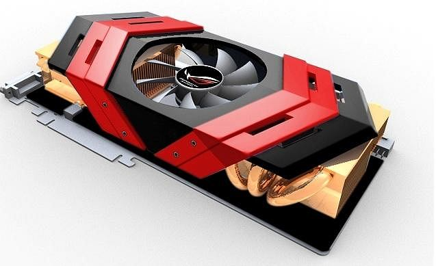 Karta ARES od ASUS'a - Radeon HD 5870