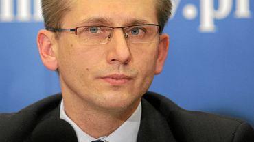 Minister Krzysztof Kwiatkowski