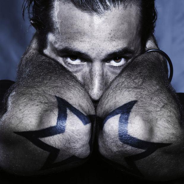 Męskie Tatuaże Na Plecach Mężczyźni Motocykle Porady