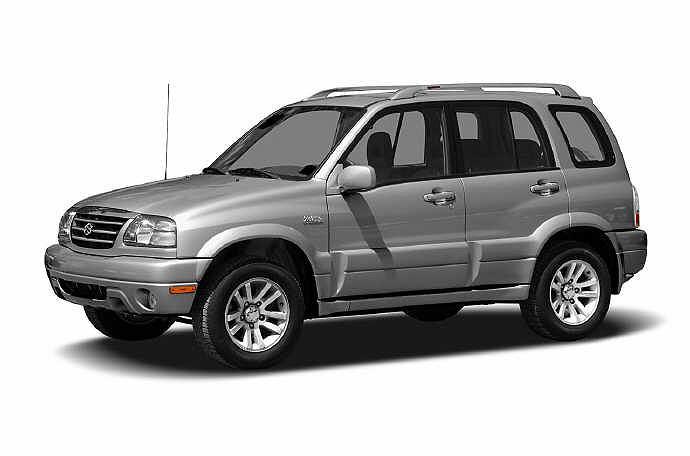 Suzuki Grand Vitara 1997-2005