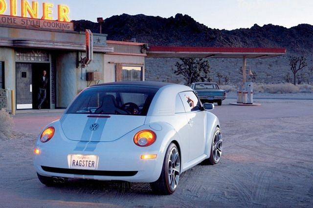 Volkswagen Ragster (2005)