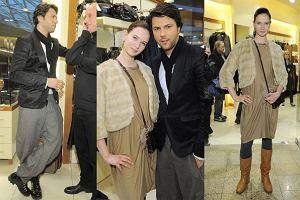 Karolina Malinowska i Olivier Janiak uchodzą za najlepiej ubraną parę polskiego show-biznesu. Ale zdaje się, że tylko uchodzą. Zobaczcie, jak para prezentowała się na otwarciu jednego ze sklepów. Najmodniejsi czy wręcz przeciwnie?