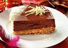 Sernik czekoladowy z imbirem  - Zdjęcia