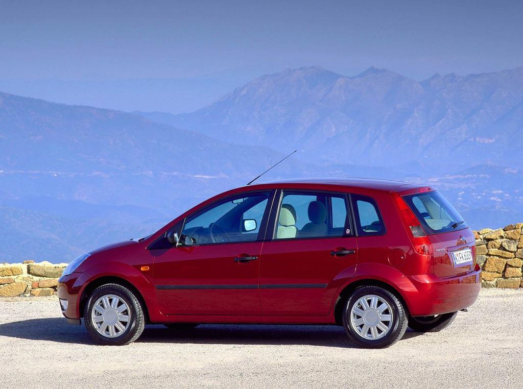 Ford Fiesta 2001-2008