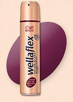 3 miejsce (20% głosów): Wella, Wellaflex - lakier do włosów, cena: 12zł