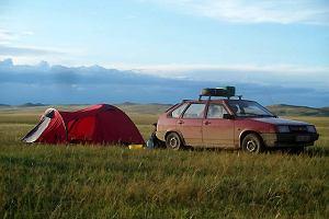 Dziewiątką z Augustowa do Mongolii