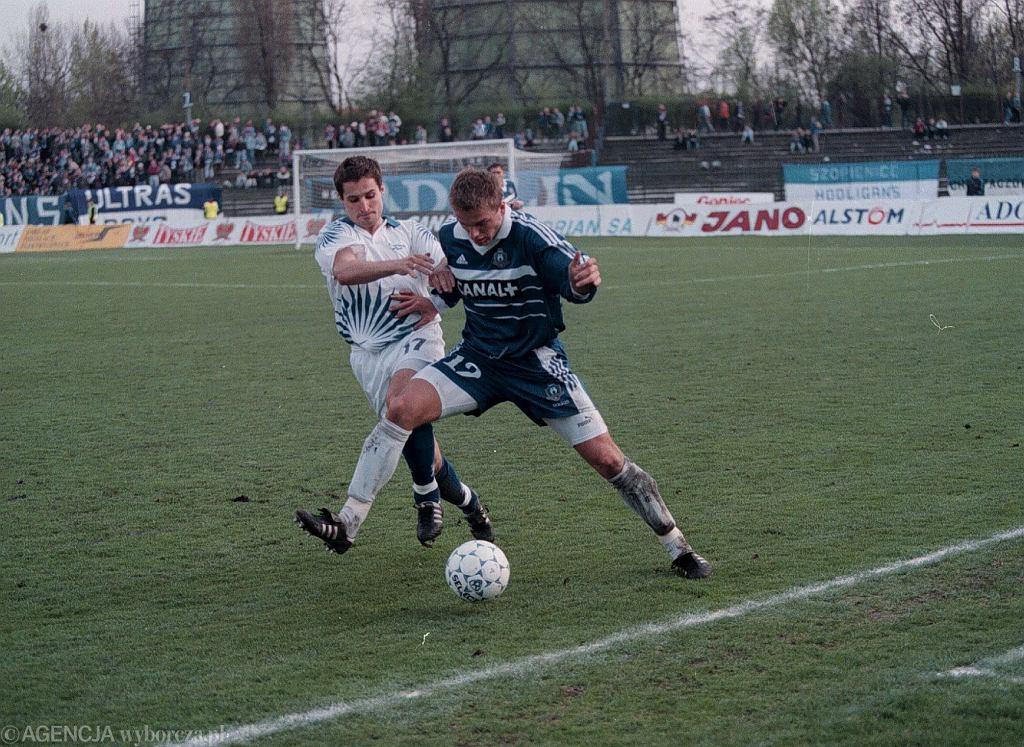 Ruch - Lech (2:0). Rewanżowe spotkanie w sezonie 1999/2000