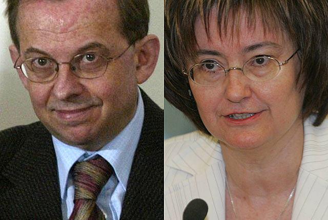 Wojciech Sadurski i Irena Lipowicz