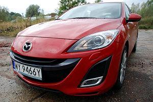 Mazda 3 2.0 i-stop - test | Za kierownicą