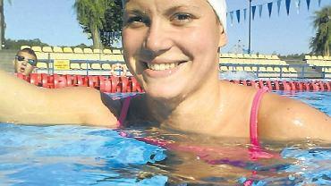 Joanna Mendak, niepełnosprawna pływaczka, mistrzyni Europy, świata, medalistka paraolimpiad w Atenach i Pekinie