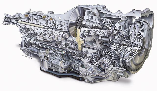 Subaru CVT Lineatronic