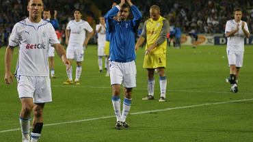 Mecz Club Brugge - Lecha z 2009 roku