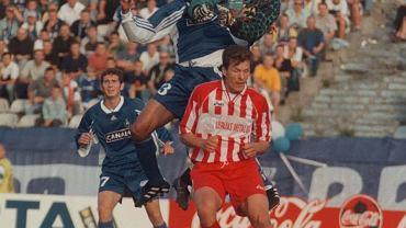 Lech grał z łotewskim Metalurgsem Lipawa w 1999 roku