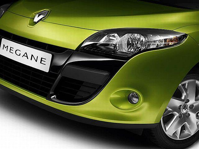 Renault Megane Color Edition