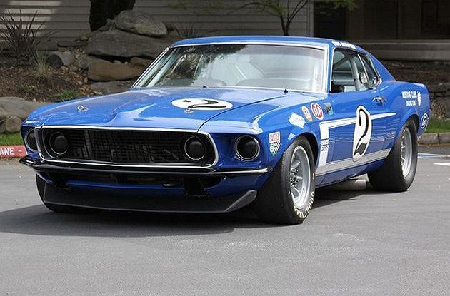 1969 Shelby Trans Am Mustang Boss 302