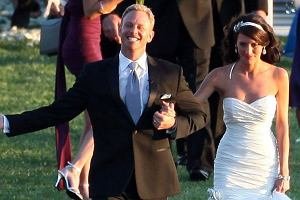 Ian Ziering, znany z serialu Beverly Hills 90210 ożenił się w piątek w Newport Beach z Erin Kristine Ludwig.