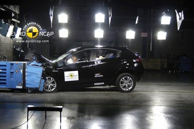 Test Euro NCAP