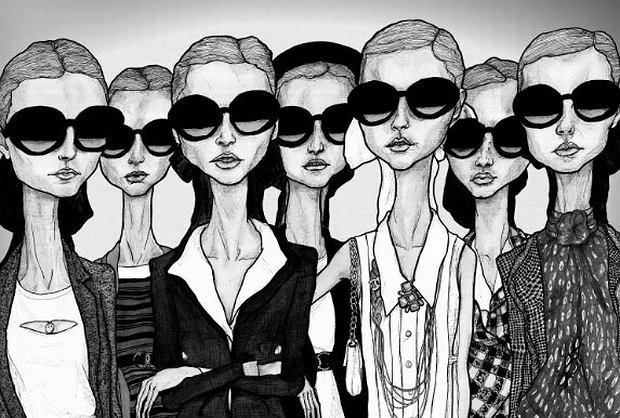 'Girls in Glasses' Danny Roberts