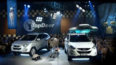 Reklama Hyundaia ix35