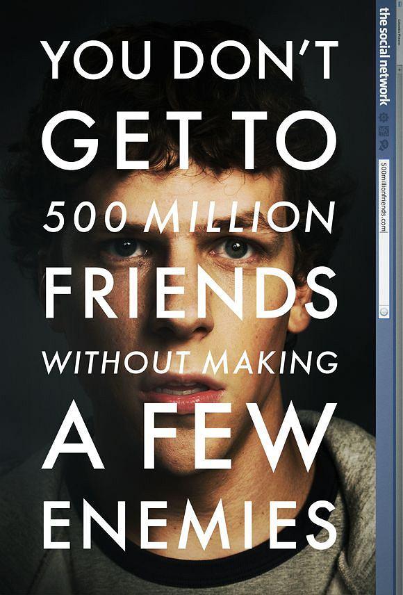 The Social Network - film o Facebooku
