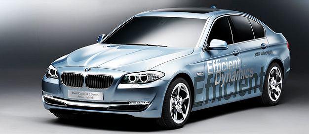 BMW serii 5 ActiveHybrid Seria 5