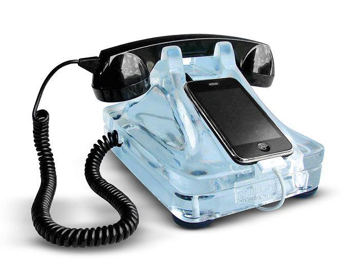 baza dokująca iRetrophone
