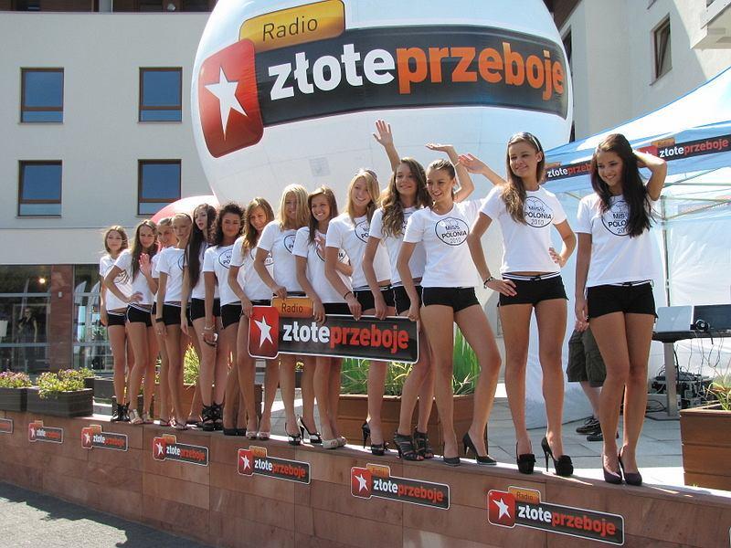 Złote Miss Polonia w nadmorskim studiu Radia Złote Przeboje