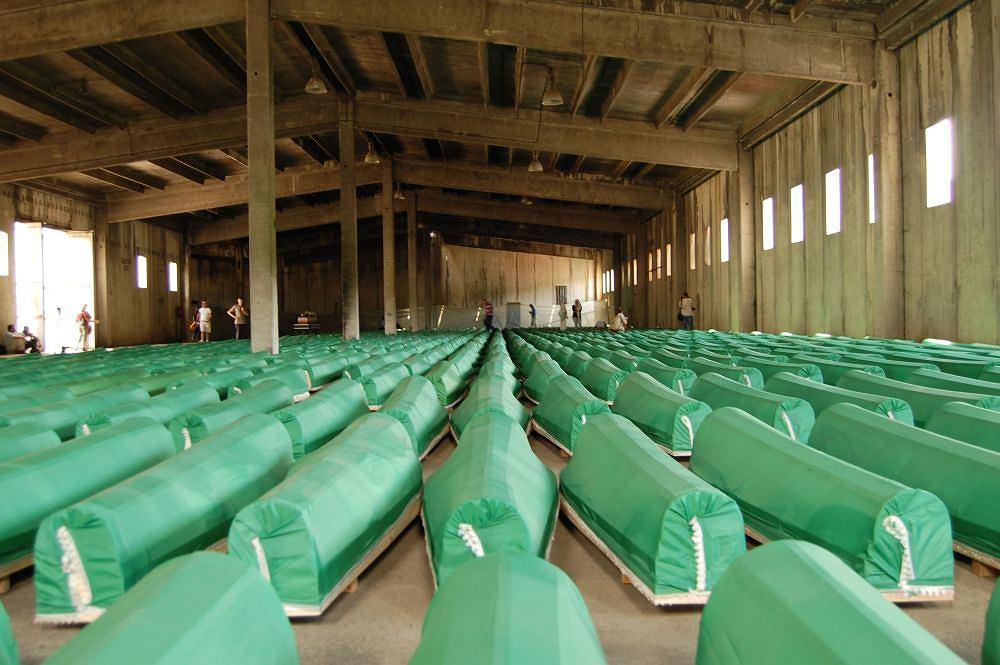 Srebrenica, która miała być strefą bezpieczeństwa, stała się symbolem kaźni muzułmanów