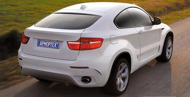 BMW X6 Coupe od rosyjskiego tunera ArmorTech
