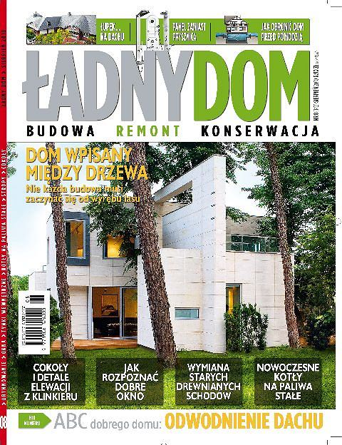 ŁADNY DOM, NUMER 8/2010