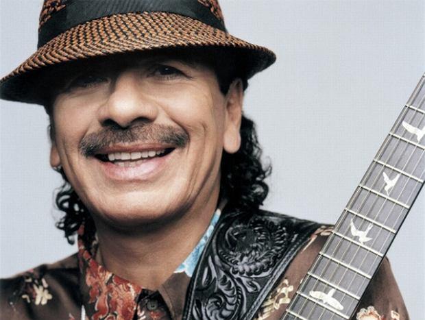 Carlos Santana, mat. prasowe