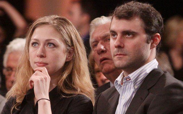 Chelsea Clinton i Marc Mezvinsky