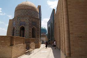 Uzbekistan: Część II - jogurty będą jutro
