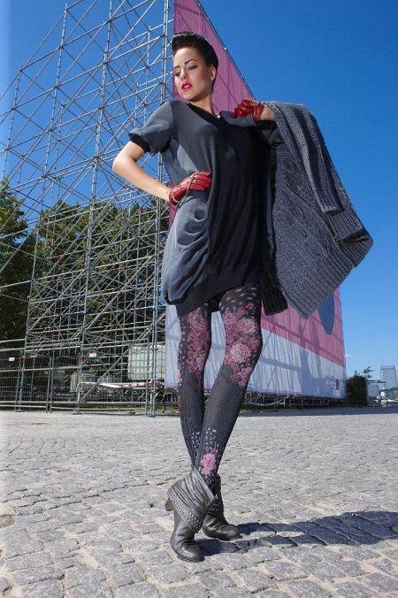 Jesienne trendy w wydaniu marki Gatta - stylizacja Joanna Horodyńska
