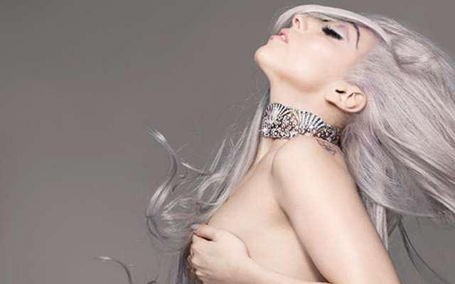 Lady Gaga w Vanity Fair