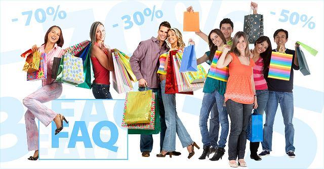 Zakupy grupowe - FAQ