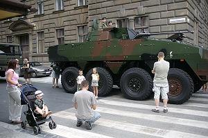 Wojsko sprzedaje sprzęt i... srebro z rakiet